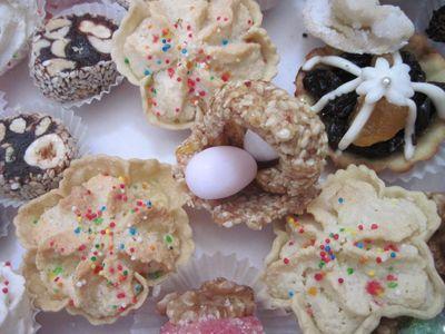 VARIETY Of marocain Cookies